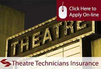 theatre technicians public liability insurance