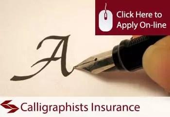 calligraphists public liability insurance