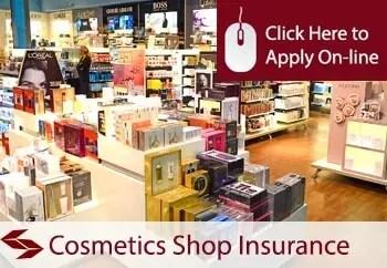 cosmetics shop insurance in Ireland