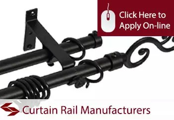 curtain rail manufacturers liability insurance