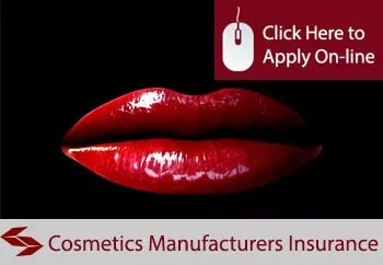 cosmetics manufacturers insurance