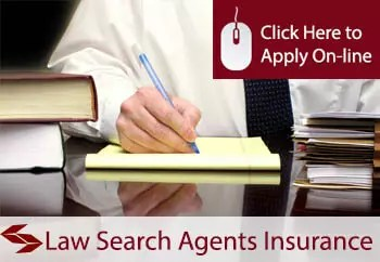 law search agents public liability insurance