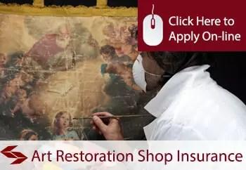 art restoration shop insurance in Ireland