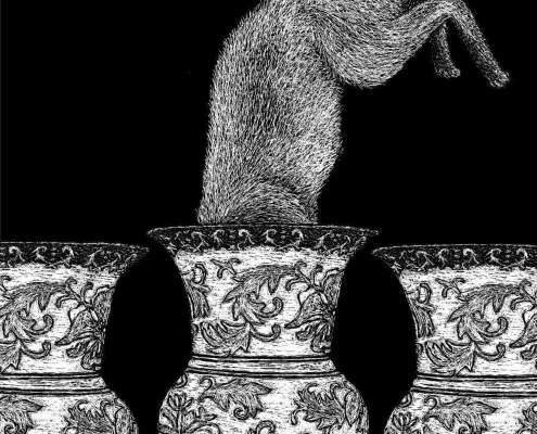 La volpe e la cicogna - Lia Mariani
