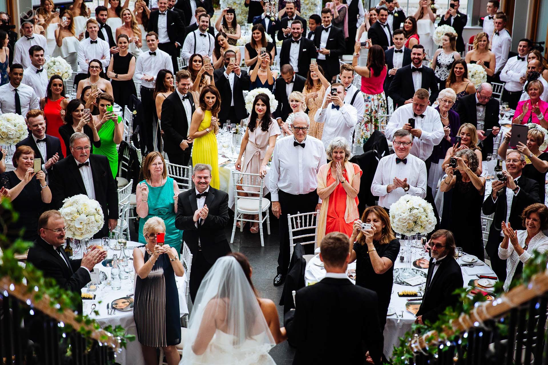 Traditional English Wedding Photography