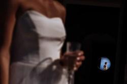 Bride Santorini