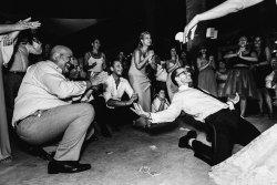 Wedding day photo Santorini