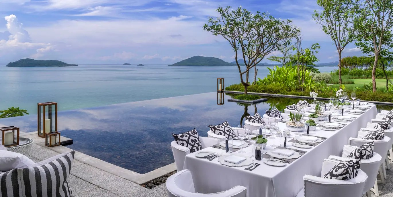 COMO Point Yamu wedding venue