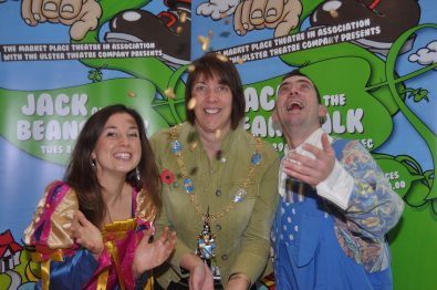 Launch of Jack & the Beanstalk Panto