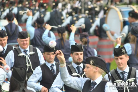 Craigavon and District Pipe Band Championships