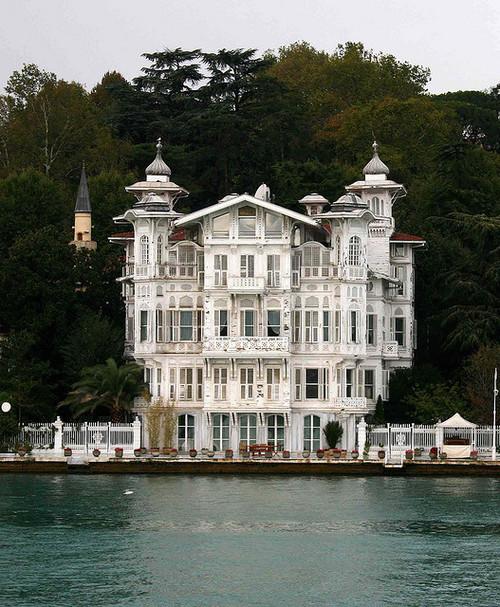 Lakeside House, Istanbul, Turkey