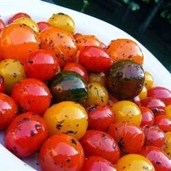 Side Dish – Byrdhouse Blistered Cherry Tomatoes