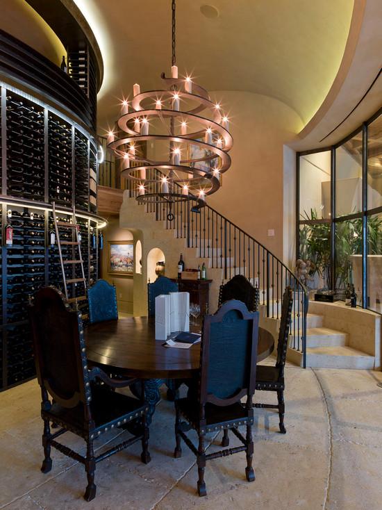 Contemporary Wine Cellar (Austin)