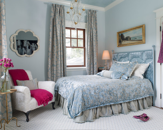 Daughter S Bedroom Is La Boheme California Style (San Francisco)