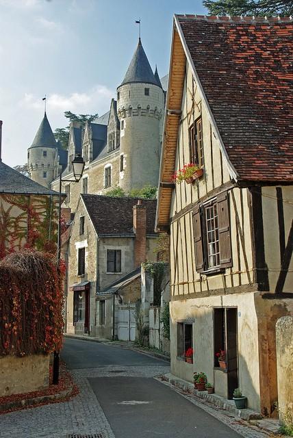 Medieval Village, Montresor, France