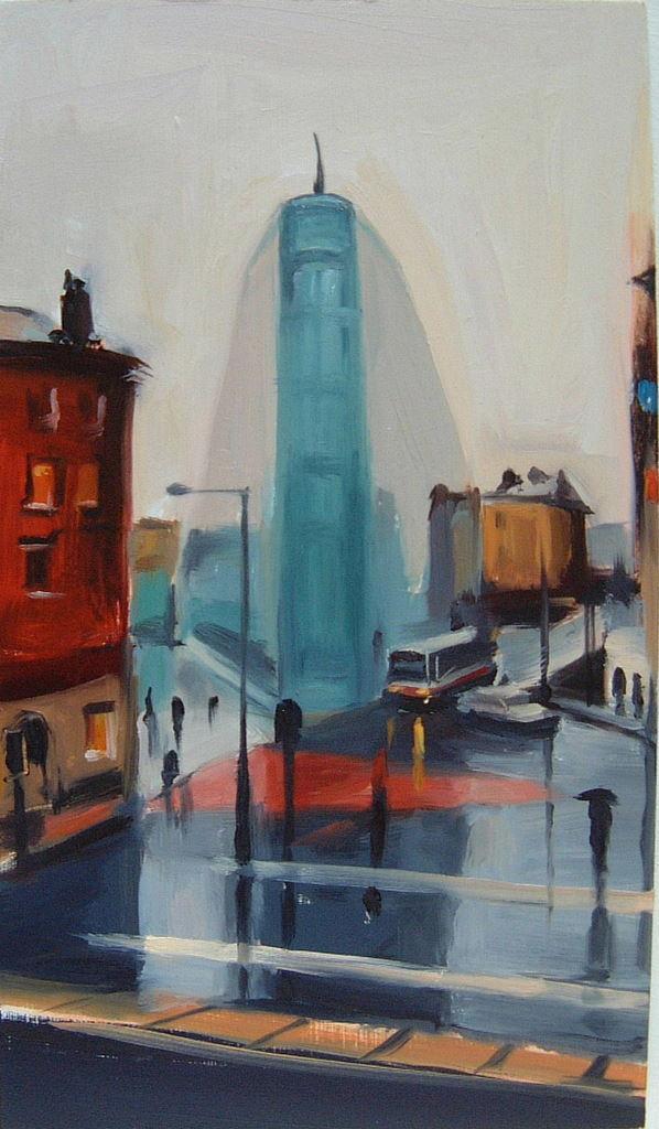 Liam Spencer 187 Manchester