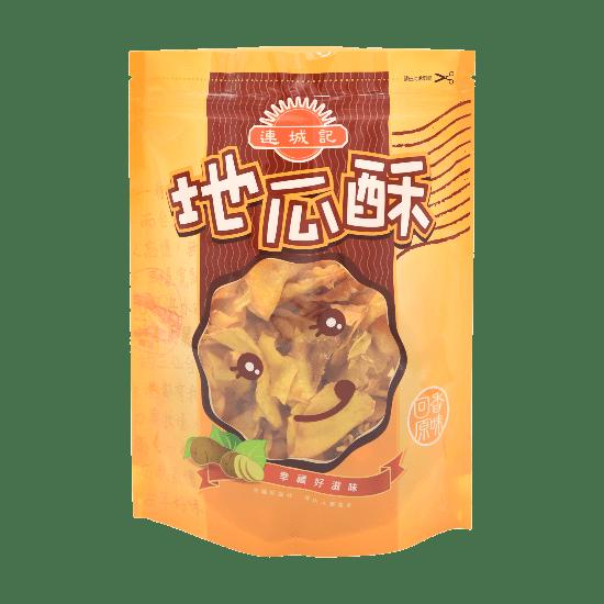 連城記原味地瓜酥