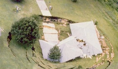Citizens Denied My Request for a Sinkhole Policy