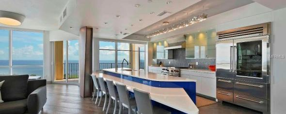 Penthouse in the Sky: Downtown St. Pete's Hottest New Listing