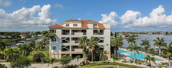 Bella Sol Waterfront Condo Auction: Starting Bids from $150,000