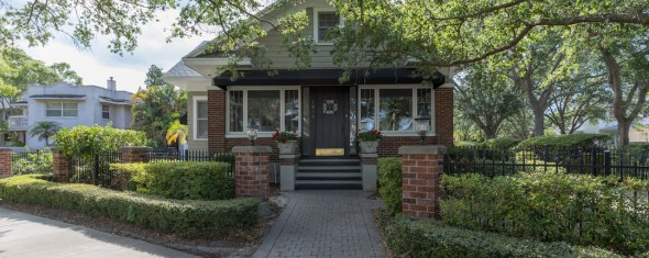 Sneak Peek: Historic Bungalow in St. Petersburg's Old Northeast