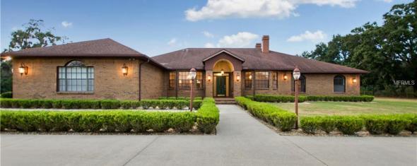 Record Breaking Sale in Brandon: $1.35M for 5 Acre Estate Home