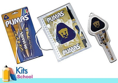 School kit Official Pumas Back to School