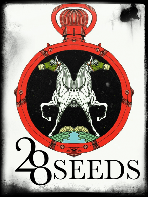 28 Seeds Poster