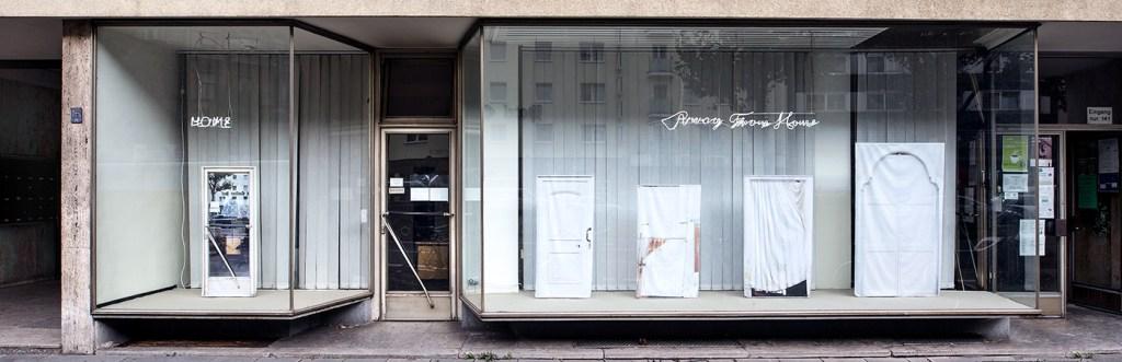 Installation view, Hansaring 139, Cologne, DE, 2017