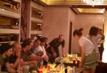 Karaoke insanity – our last night in Deng Feng