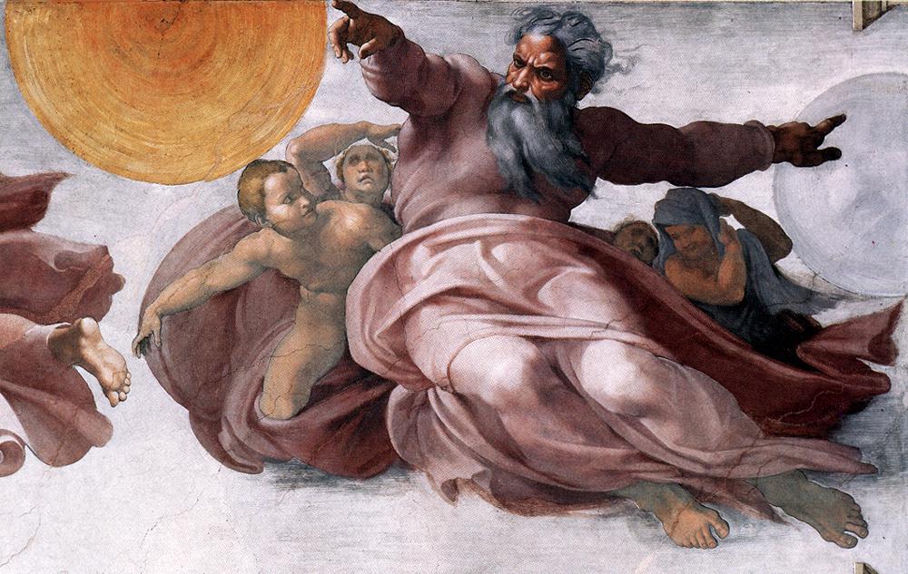 Artworks Created Michelangelo