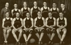 1927-28 CUA basketball team
