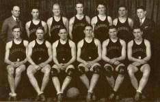 1927-28 CUA basketball team
