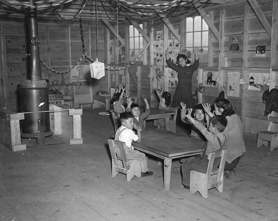 Tule Lake Internment Camp Exhibit