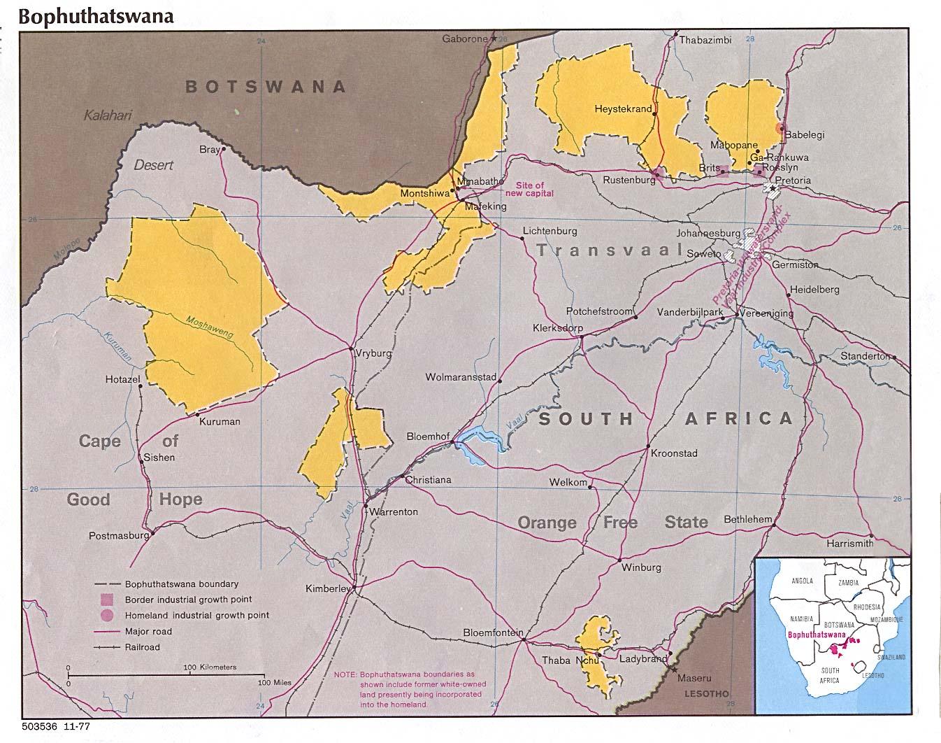 Image result for homelands 1990 maps