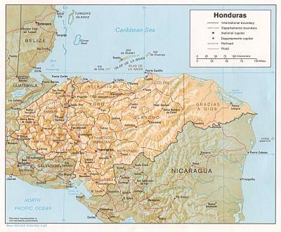 Honduras - LANIC