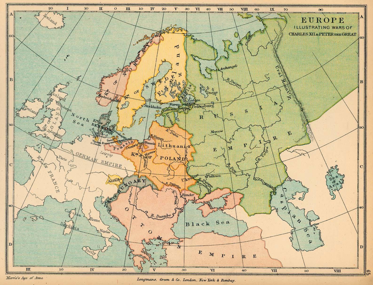 Public Schools Historical Atlas By C Colbeck