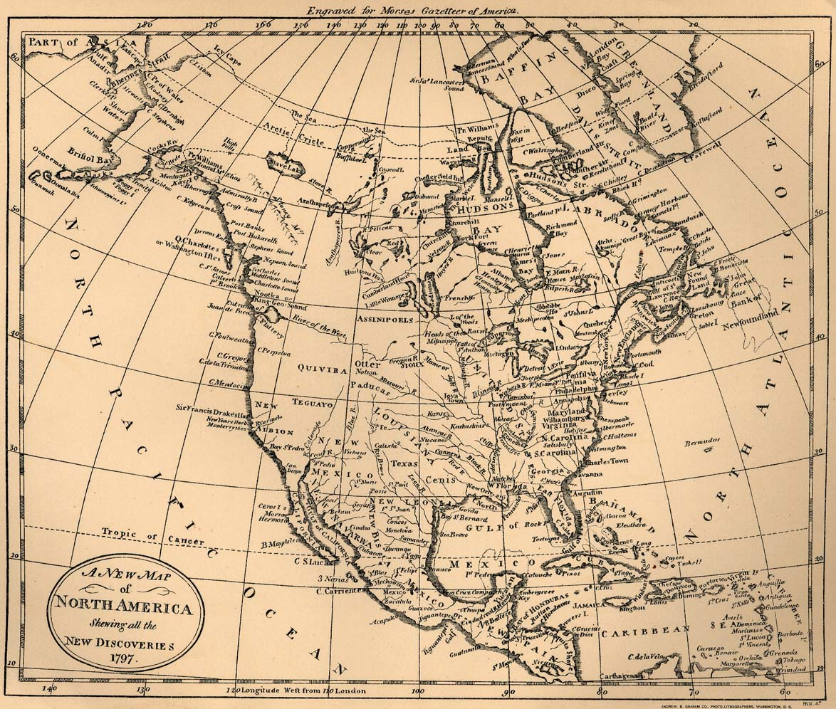 Americas Historical Maps