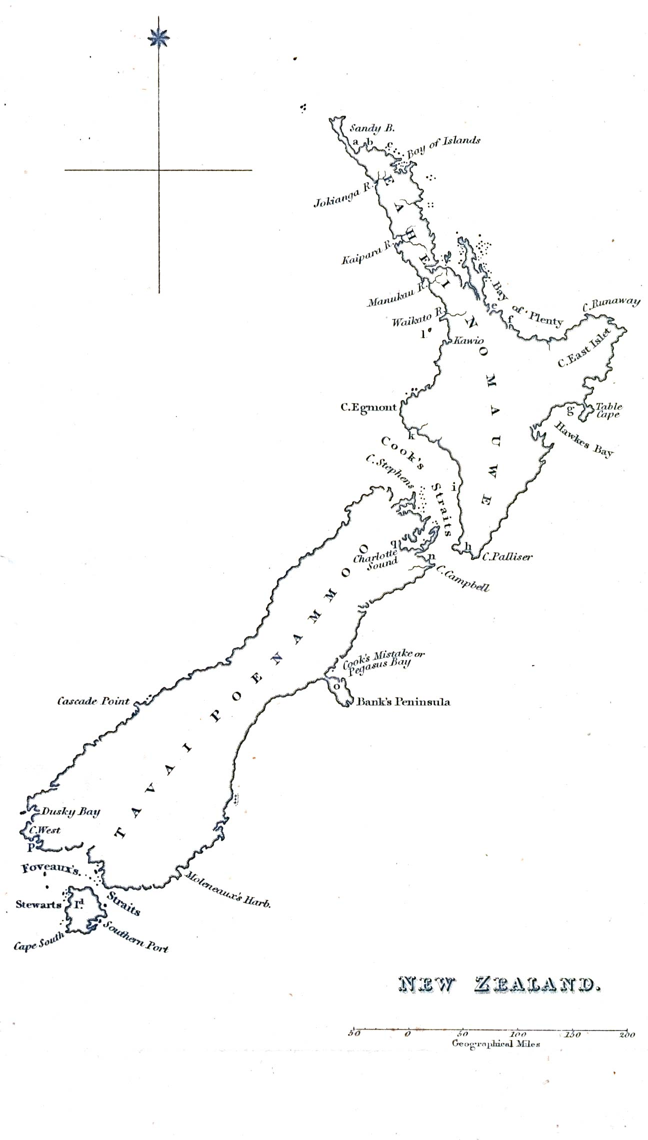 Vl History Index New Zealand History Maori Christ