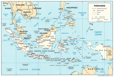 Indonesia Maps - Perry-Castañeda Map Collection - UT ...