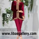 Buy Velvet Party Dresses Pakistani Up To 64 Off