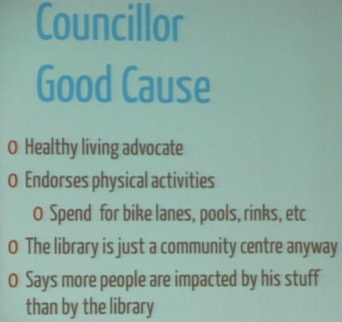 Councillor Good Cause