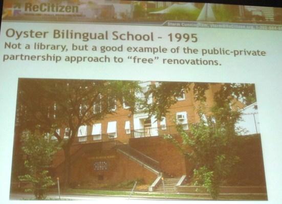 Oyster Bilingual School