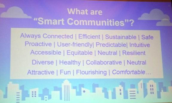 Smart Communities