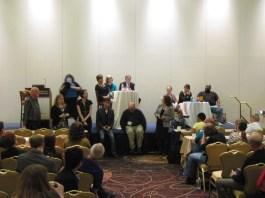 Battle Deck contestants and judges
