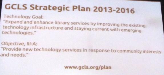 GCLS Technology Goals