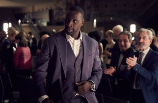 "Omar Sy, ""Lupine"" on track for records"