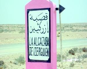 A l'occasion de la restauration de leur Kasbah historique : Les Izerguiyine accueillent les représentants des tribus sahariennes