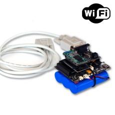 Industrial protocols WiFi IoT kit