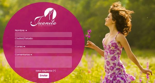 Diseño sitio web
